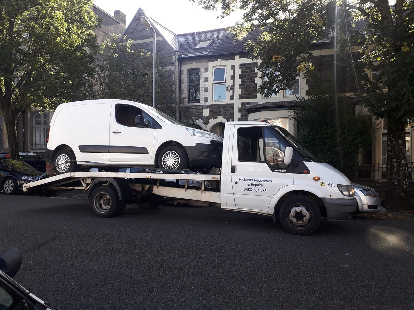 Vehicle Recovery Cardiff